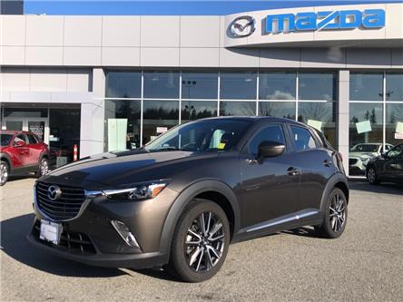2017 Mazda CX-3 GT (Stk: P4289) in Surrey - Image 1 of 15