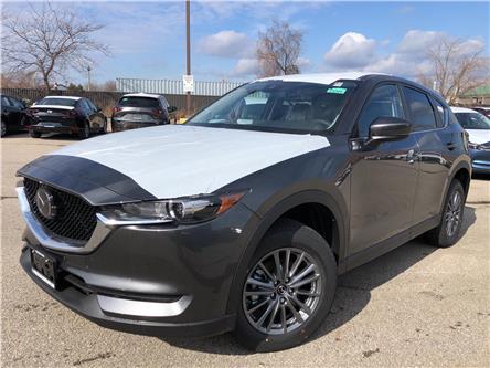 2020 Mazda CX-5 GS (Stk: SN1558) in Hamilton - Image 1 of 16