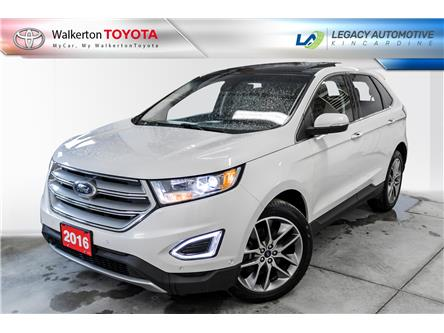 2016 Ford Edge Titanium (Stk: PL020A) in Walkerton - Image 1 of 17
