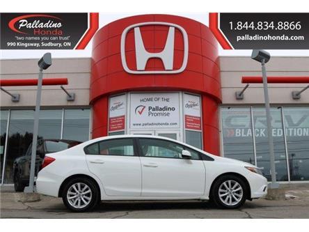 2012 Honda Civic EX (Stk: 22148A) in Greater Sudbury - Image 1 of 31