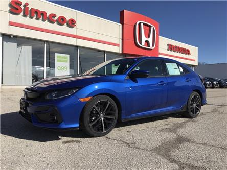 2020 Honda Civic Sport (Stk: 20039) in Simcoe - Image 1 of 18