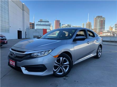 2018 Honda Civic LX (Stk: HP3735) in Toronto - Image 1 of 27