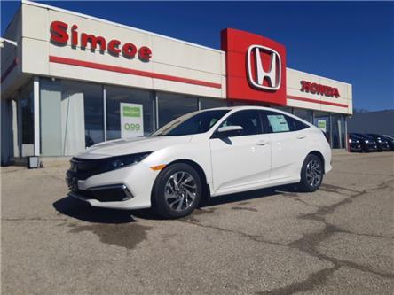 2020 Honda Civic EX (Stk: 20044) in Simcoe - Image 1 of 15
