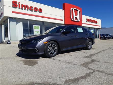 2020 Honda Civic EX (Stk: 20045) in Simcoe - Image 1 of 15