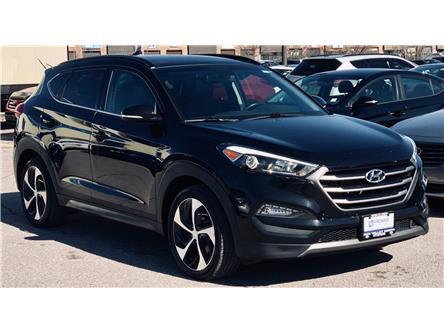 2016 Hyundai Tucson Limited (Stk: 8335H) in Markham - Image 1 of 27