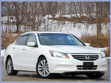 2012 Honda Accord EX-L (Stk: 151180BX) in Kitchener - Image 1 of 18