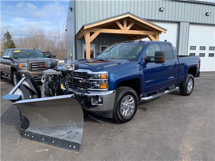 2018 Chevrolet Silverado 2500HD LT (Stk: 1801A) in Sussex - Image 1 of 11