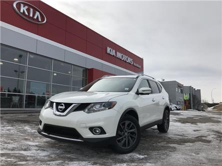 2016 Nissan Rogue SL Premium (Stk: P0489) in Calgary - Image 1 of 24