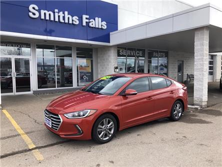 2018 Hyundai Elantra GL (Stk: 99691) in Smiths Falls - Image 1 of 11