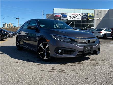 2018 Honda Civic Touring (Stk: 202547P) in Richmond Hill - Image 1 of 18