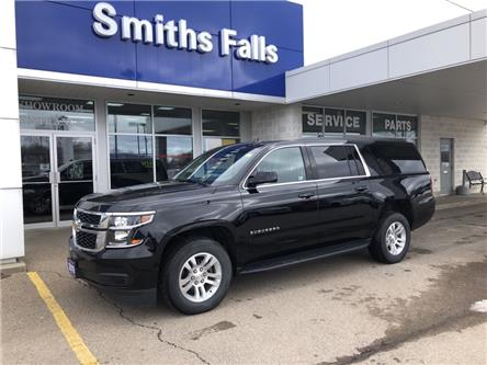 2019 Chevrolet Suburban LS (Stk: P3160) in Smiths Falls - Image 1 of 10