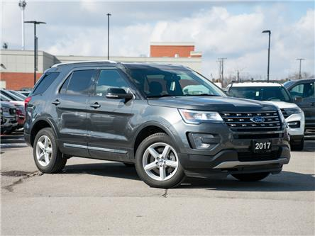 2017 Ford Explorer XLT (Stk: A90682X) in Hamilton - Image 1 of 27