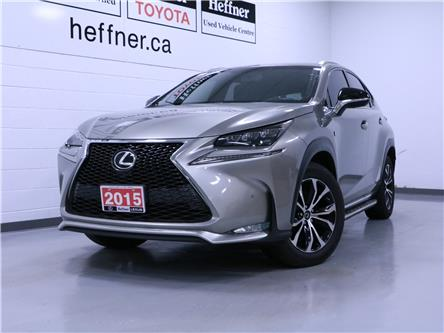 2015 Lexus NX 200t Base (Stk: 207037) in Kitchener - Image 1 of 24