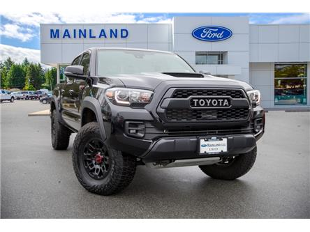2018 Toyota Tacoma TRD Off Road (Stk: 20EX6970A) in Vancouver - Image 1 of 28
