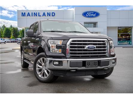 2016 Ford F-150 XLT (Stk: P80569) in Vancouver - Image 1 of 22