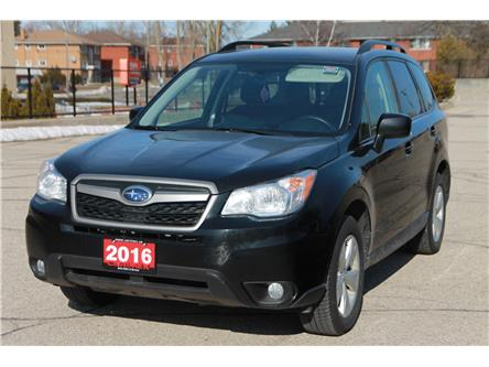 2016 Subaru Forester 2.5i Convenience Package (Stk: 2002053) in Waterloo - Image 1 of 28