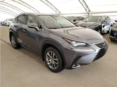 2020 Lexus NX 300h Base (Stk: L20299) in Calgary - Image 1 of 7