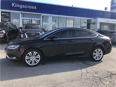 2015 Chrysler 200 Limited (Stk: 29912A) in Scarborough - Image 1 of 16