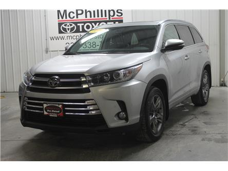 2018 Toyota Highlander  (Stk: S011427A) in Winnipeg - Image 1 of 27