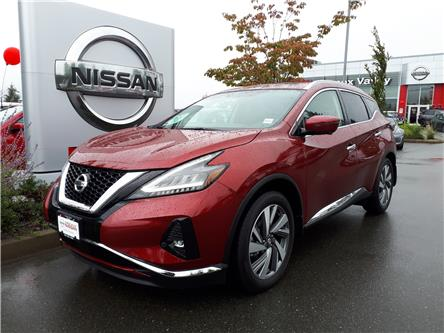 2019 Nissan Murano SL (Stk: 9M7728) in Courtenay - Image 1 of 8