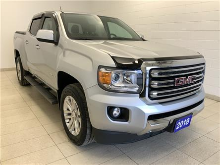 2018 GMC Canyon  (Stk: 0492A) in Sudbury - Image 1 of 12