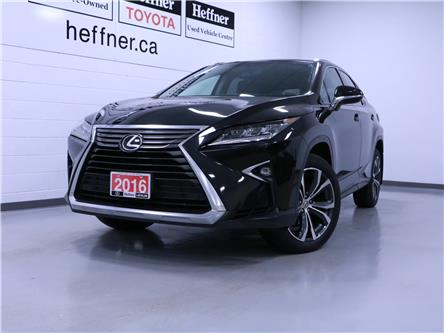 2016 Lexus RX 350 Base (Stk: 207043) in Kitchener - Image 1 of 25