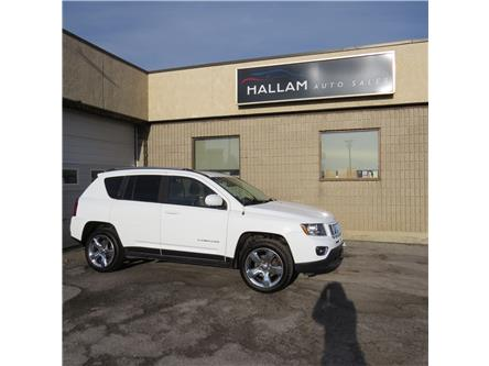 2015 Jeep Compass Limited (Stk: ) in Kingston - Image 1 of 16