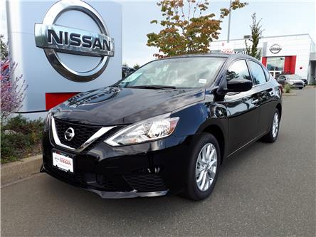 2019 Nissan Sentra 1.8 SV (Stk: 9S1476) in Courtenay - Image 1 of 9