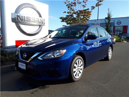 2019 Nissan Sentra 1.8 SV (Stk: 9S2166) in Courtenay - Image 1 of 8