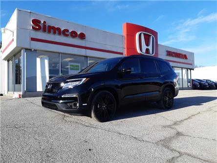 2020 Honda Pilot Black Edition (Stk: 20066) in Simcoe - Image 1 of 21