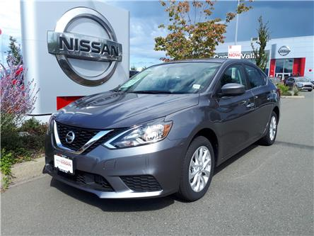 2019 Nissan Sentra 1.8 SV (Stk: 9S7513) in Courtenay - Image 1 of 8