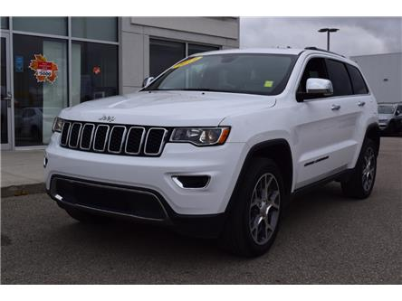 2019 Jeep Grand Cherokee Limited (Stk: F6649) in Regina - Image 1 of 29