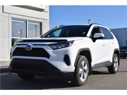 2019 Toyota RAV4 LE (Stk: 6650) in Regina - Image 1 of 27