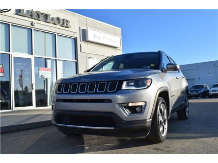 2018 Jeep Compass Limited (Stk: 6662) in Regina - Image 1 of 25