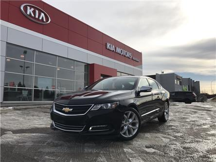 2018 Chevrolet Impala 2LZ (Stk: P0484) in Calgary - Image 1 of 22