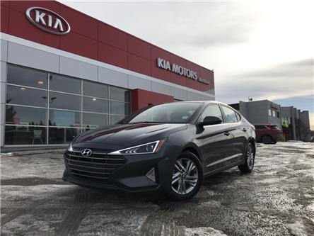2019 Hyundai Elantra Preferred (Stk: P0485) in Calgary - Image 1 of 20