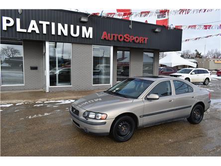 2002 Volvo S60 2.4T (Stk: PP587) in Saskatoon - Image 1 of 23