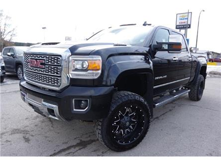 2018 GMC Sierra 3500HD Denali (Stk: 14649L) in Cranbrook - Image 1 of 24