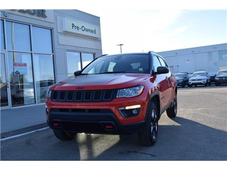 2018 Jeep Compass Trailhawk (Stk: 6661) in Regina - Image 1 of 25