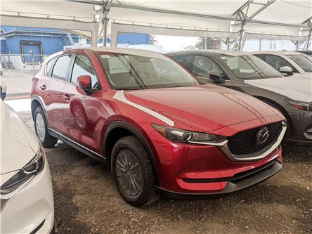 2020 Mazda CX-5 GS (Stk: H1939) in Calgary - Image 1 of 10