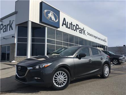 2018 Mazda Mazda3 GS (Stk: 18-81861JB) in Barrie - Image 1 of 25