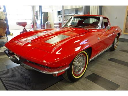 1963 Chevrolet Corvette 1LT (Stk: 61876) in Cranbrook - Image 1 of 19