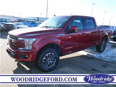 2020 Ford F-150 Lariat (Stk: L-148) in Calgary - Image 1 of 6