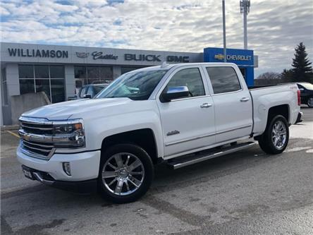 2018 Chevrolet Silverado 1500 High Country (Stk: U7215A) in Uxbridge - Image 1 of 20