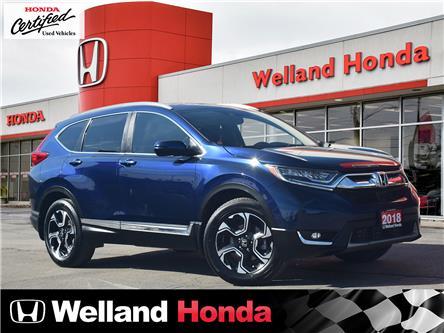 2018 Honda CR-V Touring (Stk: U20146) in Welland - Image 1 of 23