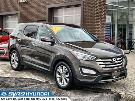 2013 Hyundai Santa Fe Sport 2.0T SE (Stk: H5629A) in Toronto - Image 1 of 29