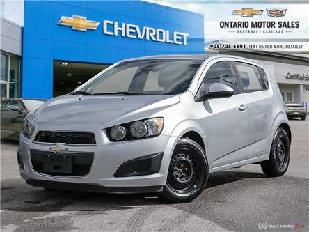 2015 Chevrolet Sonic LS Auto (Stk: 041437A) in Oshawa - Image 1 of 36