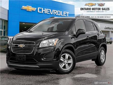 2016 Chevrolet Trax LT (Stk: 13350A) in Oshawa - Image 1 of 36