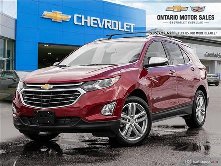 2019 Chevrolet Equinox Premier (Stk: 13344A) in Oshawa - Image 1 of 36