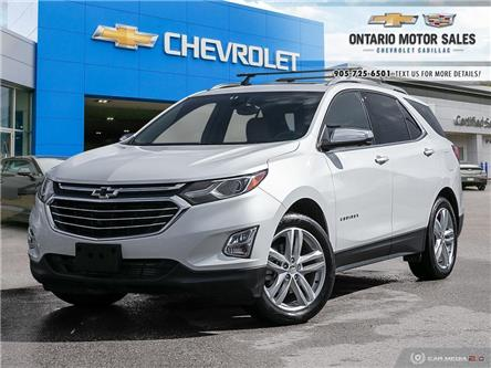 2019 Chevrolet Equinox Premier (Stk: 13343A) in Oshawa - Image 1 of 36